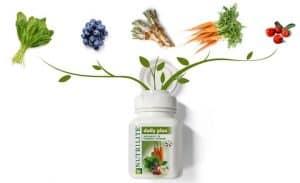 Vitaminas y suplementos nutricionales
