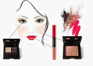 Como maquillarse con Artistry, maquillaje ojos, labios y rostro